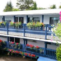 Sea Raven Motel, hotel em Queen Charlotte