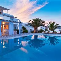 Anemoessa Mykonos, hotel in Kalafatis