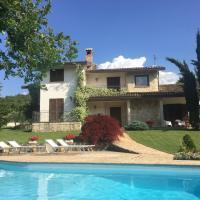 Villa Nicolai tra Mare e Montagna