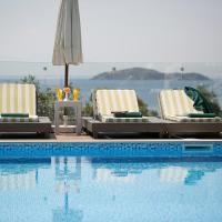 Irida Aegean View-Philian Hotels and Resorts, hotel in Megali Ammos