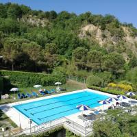 Hotel Bosco, hotel in Chianciano Terme