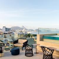 Ritz Copacabana Boutique Hotel, hotel in Copacabana Beach, Rio de Janeiro