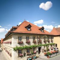 """Gasthof Hotel Weinbau """"Zum Goldenen Ochsen"""", hotel sa Sommerhausen"""