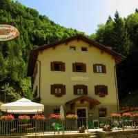 Casa Vacanze Ca' De Val, hotel in Campodolcino