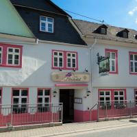 Hotel Blüchertal, Hotel in Bacharach