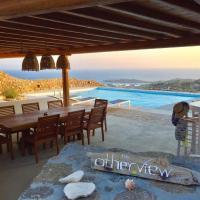 Otherview Villa, hotel a Super Paradise Beach