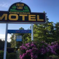 Fuller Lake Chemainus Motel, hotel em Chemainus