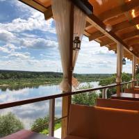 Холидэй Парк Солнечная на Оке, отель в Волковском