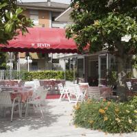 Hotel Seven, hotel a Rimini, Torre Pedrera