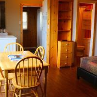 Auberge Motel 4 Saisons, hotel em Blanc-Sablon