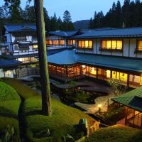 Koyasan Onsen Fukuchiin, hotel in Koyasan