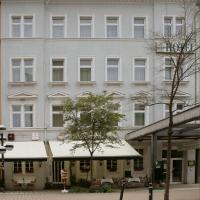 Hotel Sächsischer Hof, hotel in Chemnitz