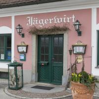 Gasthof Jaegerwirt, hotel di Au an der Donau