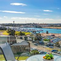 Astra Apartments Newcastle, hotel in Newcastle