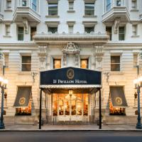 Le Pavillon Hotel, Hotel in New Orleans