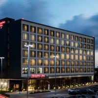 Hampton Inn By Hilton Cancun Cumbres, hótel í Cancún