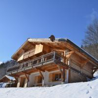 Mont Blanc Chalet, hotel in Saint-Gervais-les-Bains