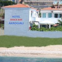 Akrogiali Hotel, hotel in Plomarion