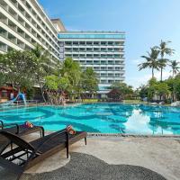 Inna Grand Bali Beach, отель в Сануре