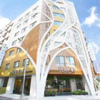 Green Hotel - West District, hotel in Taichung