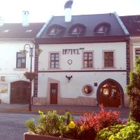 Hotel Čierny Orol, hotel in Rožňava