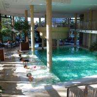 Wellness Hotel Gyula, hotel Gyulán
