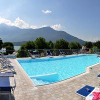 Camping Villaggio Paradiso, hotell i Domaso