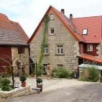 Ferienwohnungen Taubenschlag, Hotel in Creglingen