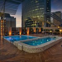 Galeria Plaza Reforma, hotel in Mexico City