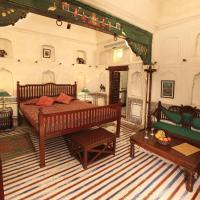 Hotel Mandawa Haveli, hotel in Mandāwa