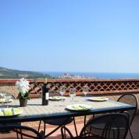 Villa superbe vue sur mer et sur la montagne jardin terrasses, hotel in Banyuls-sur-Mer