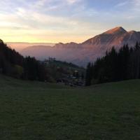 Le Cristal Mont Saxonnex