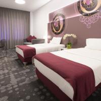 35 Rooms, отель в Бейруте, в районе Хамра