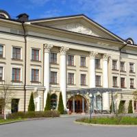 Отель Волжская Ривьера