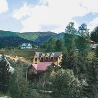 Skarbivka, отель в Ворохте