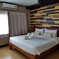 Cactus Resort & Hotel, hôtel à Khon Kaen