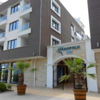 Apartments Stamopolu Lux-Building B