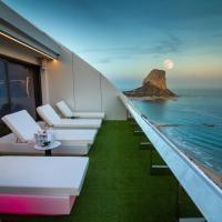 Suitopía - Sol y Mar Suites Hotel, hotel en Calpe