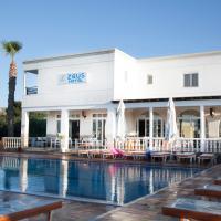 Zeus Hotel, hotel in Kefalos