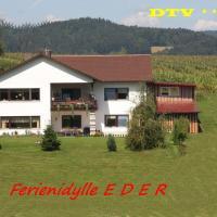 Ferienidylle-Eder, hotel in Saldenburg