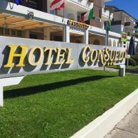 Hotel Consuelo, hotel v Lignanu Sabbiadoru