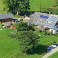 Ferienhof-Gerda-Ferienwohnung-Storchennest, hotel in Oberkirnach