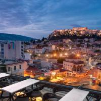 雅典之A酒店,雅典的飯店