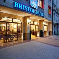 Best Western Plus Bristol Hotel, hotel in Sofia