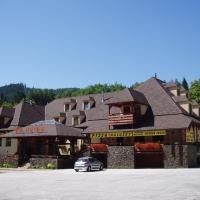 Hotel Altenberg, hotel v Starých Horách