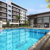 นิวแทรเวิล ลอด์จ โฮเทล โรงแรมในจันทบุรี