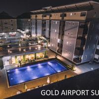 Gold Airport Suites, hotel in Lat Krabang