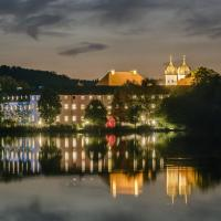 Kloster Seeon, hotel in Seeon-Seebruck