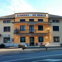 Albergo De March, hotel in Farra d'Alpago