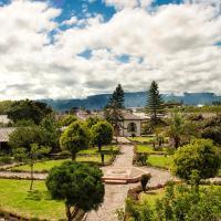 Hosteria Hacienda Pueblo Viejo, hotel em Atuntaqui